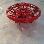 רחפן לילדים Mini Helicopter UFO RC Drone Infraed Hand Sensing Aircraft